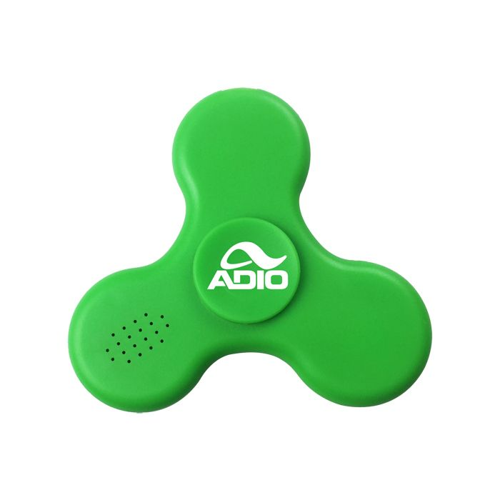 Promotional Fidget Spinner with Bluetooth Speaker