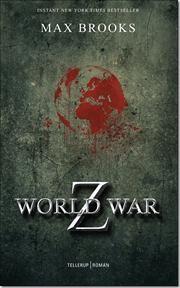World war z af Max Brooks, ISBN 9788758813233