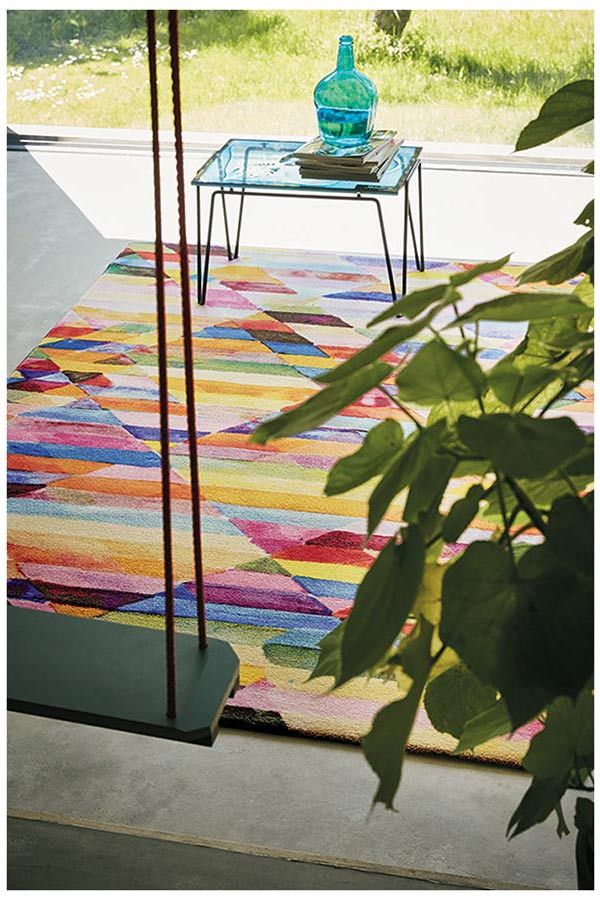 The Brink & Campman Kaleidoscope Delta is a vibrant designer wool rug, great for adding a splash of colour to your room. Available now from Rugs Of Beauty: https://www.rugsofbeauty.com.au/collections/designer-rugs/products/brink-campman-kaleidoscope-delta
