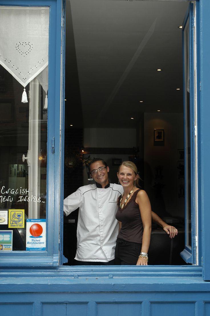 Chef Damien - restaurant la petite alsace à Lille - traiteur - chef à domicile montréal