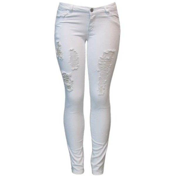8 best images about jeans on Pinterest | Topshop, Distressed jeans ...