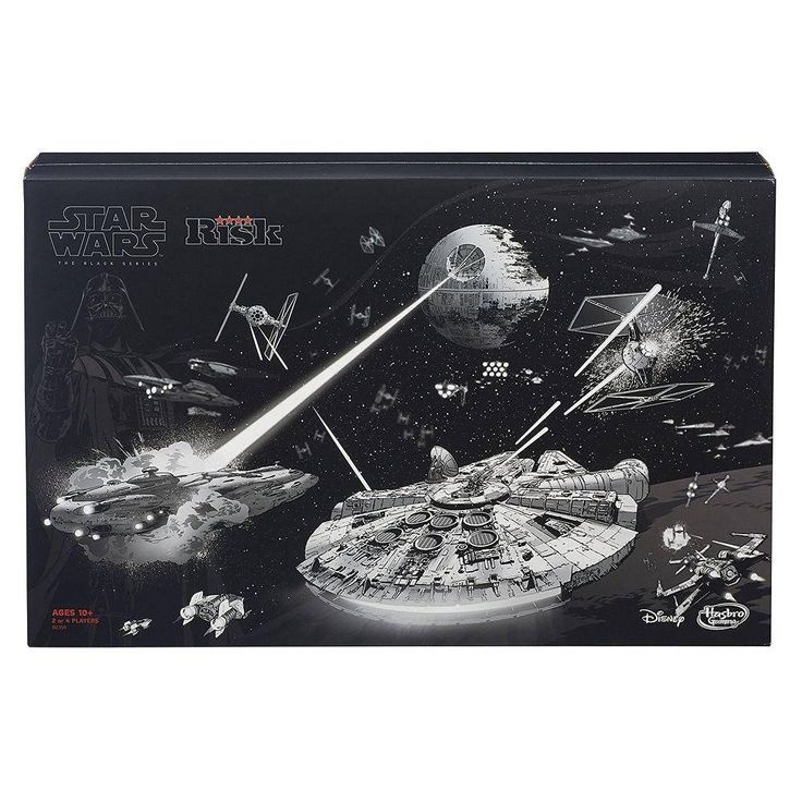 Star Wars The Black Series Board Game Risk *English Version*