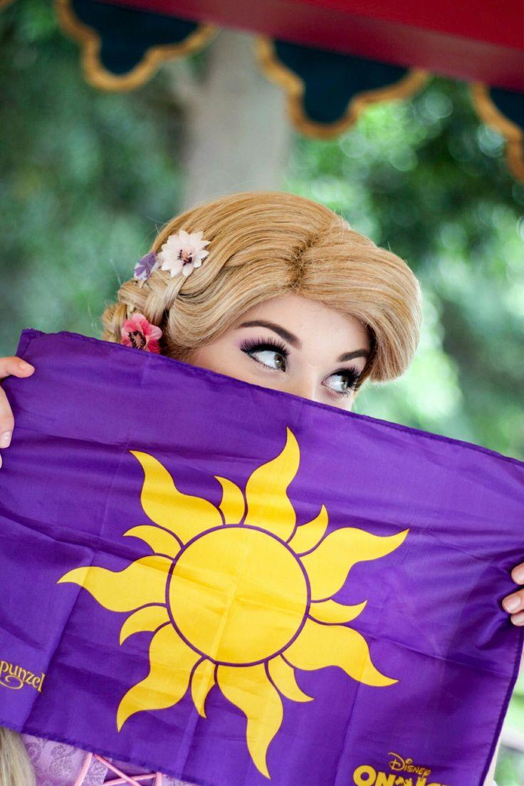 Rapunzel, HKDL