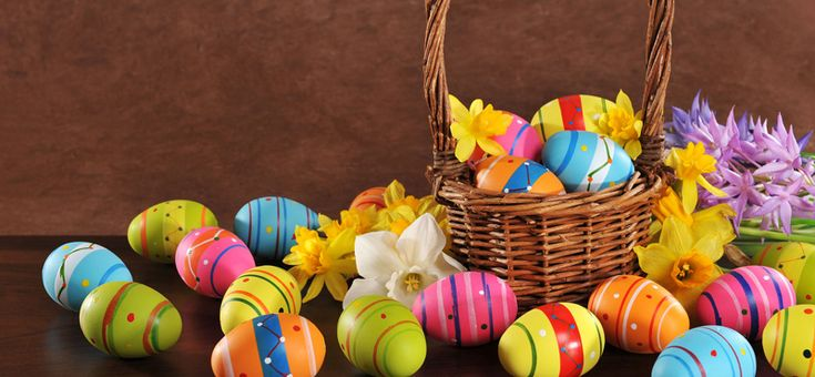 """5 Healthy Options for Your Easter Basket from @Jewel-Osco blog """"What's Cookin'"""""""
