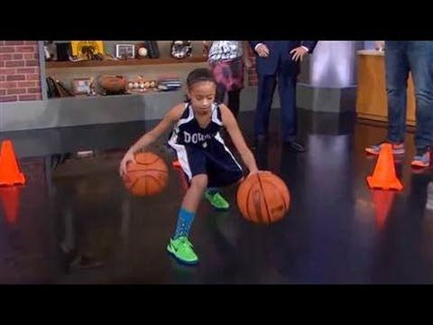 9 Year Old Girl Recruited by University of Miami College Basketball Team