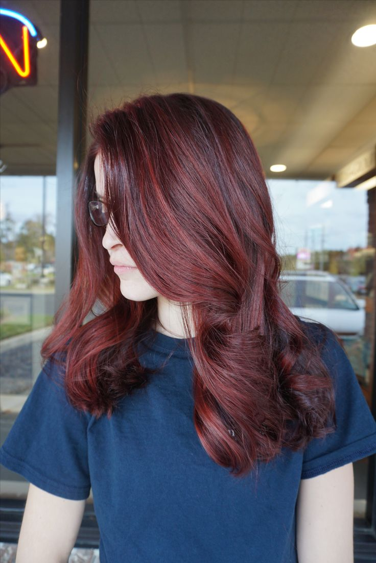 17 best images about kristen mackoul hair dark kristen mackoul hair hair by krrenee red balayage fall