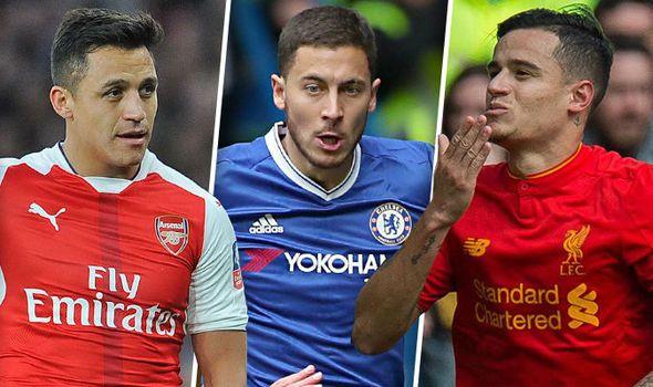 Chelsea v Man City Live: Premier League updates with Liverpool Arsenal and Spurs on show   via Arsenal FC - Latest news gossip and videos http://ift.tt/2oDIZjD  Arsenal FC - Latest news gossip and videos IFTTT