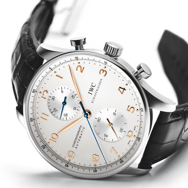The Watch Quote: Photo - IWC Portuguese Chronograph