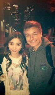 Rowan and Peyton