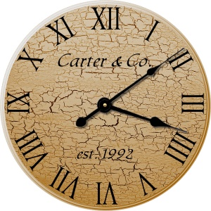 Old World Clocks