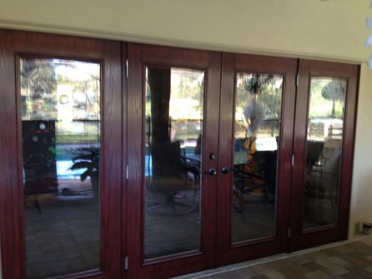 1000 ideas about sliding glass door replacement on for Replacement french doors