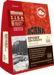 ACANA Sport & Agility  For active dogs of all breeds