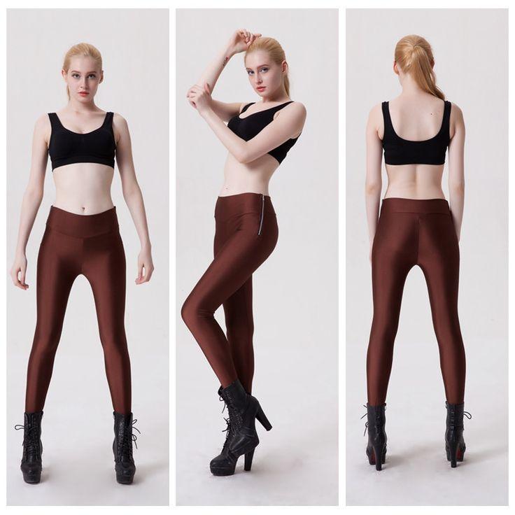 Red Candy Elastic Fitness Leggings Women Sport Yoga Pants Running Training Gym Tight Women's Long Trousers LNSLgs
