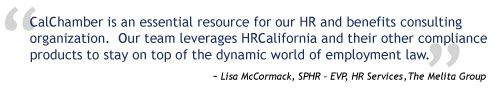 An Overview of New 2017 Laws Affecting California Employers - HRCalifornia