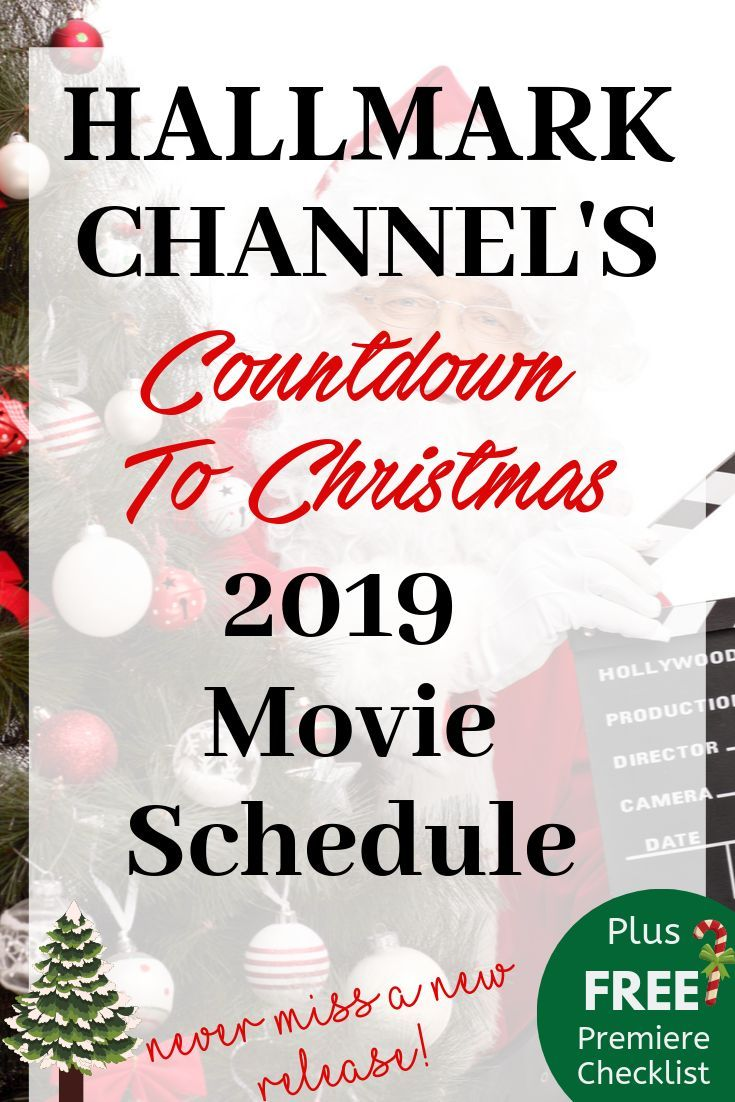 Hallmark Is Releasing 40 All New Christmas Movies In 2019 Find Out The Dates Of All The New Rele Hallmark Christmas Christmas Movies Hallmark Christmas Movies