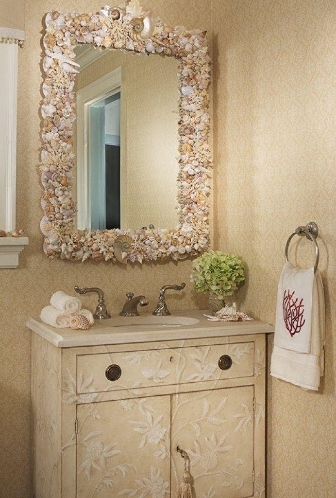 Spiegel Auf Spiegel Deko Für Bad #Badezimmer   Badezimmer ...