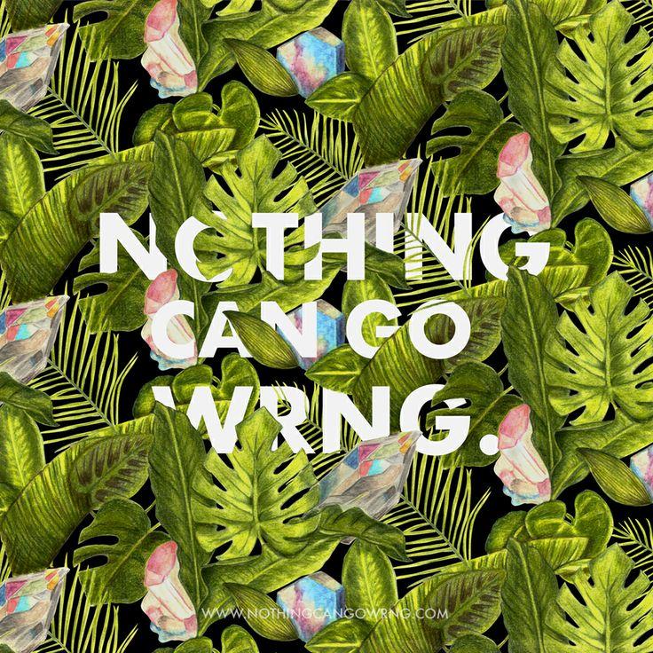 Nordic Tropic - Free downloadable wallpaper
