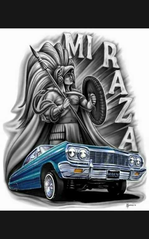 501 best images about Lowrider art on Pinterest   Chicano ...