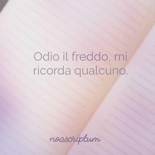 Caro Diario - #noascriptum_carodiario #carodiario #iomicito #poesia #frasi #pensierieparole #riflessioni #aforismi #freddo #novembre #novemberrain