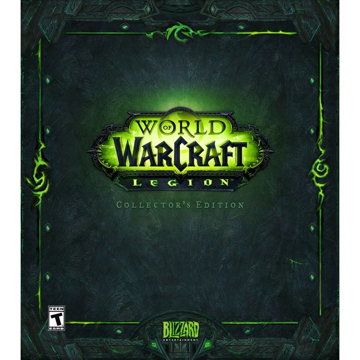 World of Warcraft Legion Collector's Edition - PC