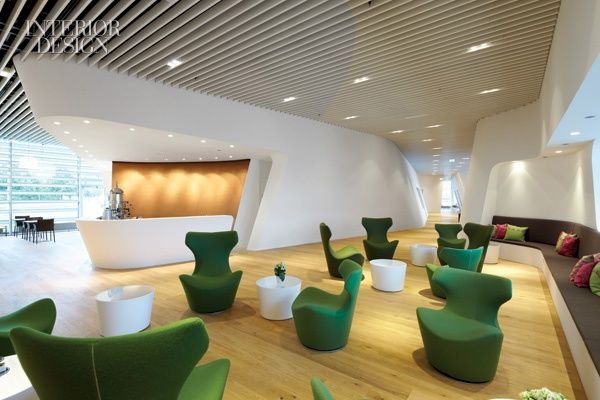 Flying High: Bavarian Touches at Flughafen München's VIP Wing