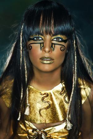 16 best Egyptian make up for kids school play images on Pinterest ...