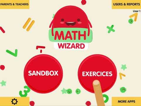 NEW app explores the world of numbers & equations by
