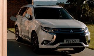 Mitsubishi Outlander PHEV How to maximise EV Range