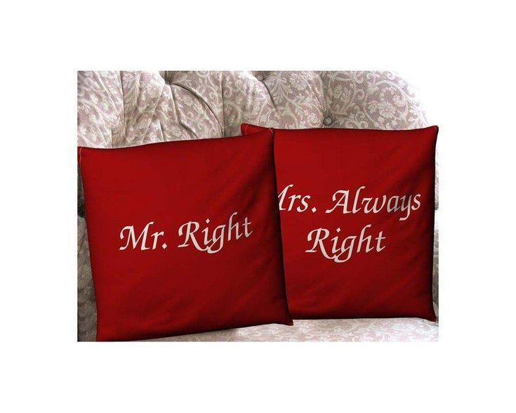 Mr Right , Mrs Always Right Red, διακοσμητικό μαξιλάρι (καναπέ) ,24,90 €,https://www.stickit.gr/index.php?id_product=17648&controller=product