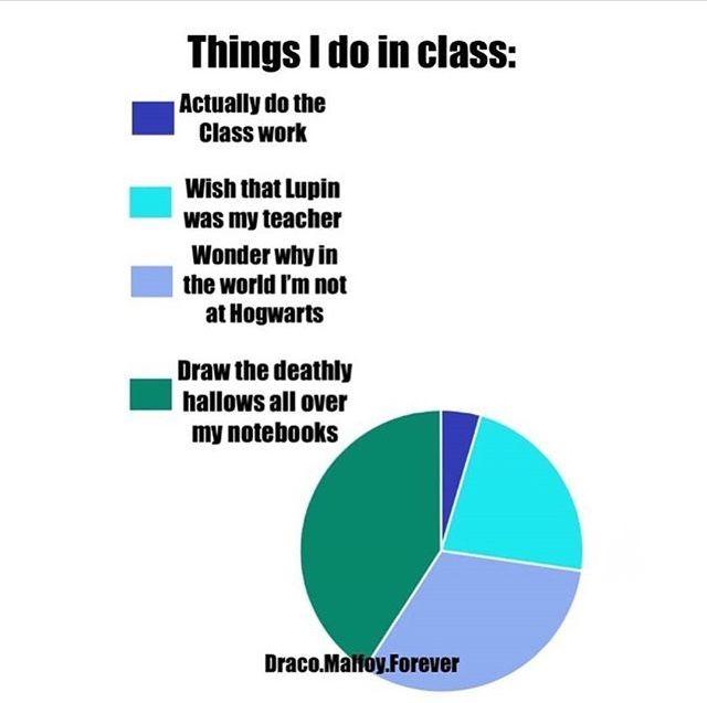 Snape was my teacher.