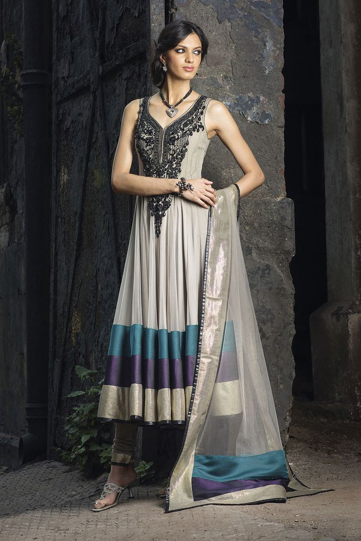 Latest Fashion Today: Indian Designer Anarkali Suits