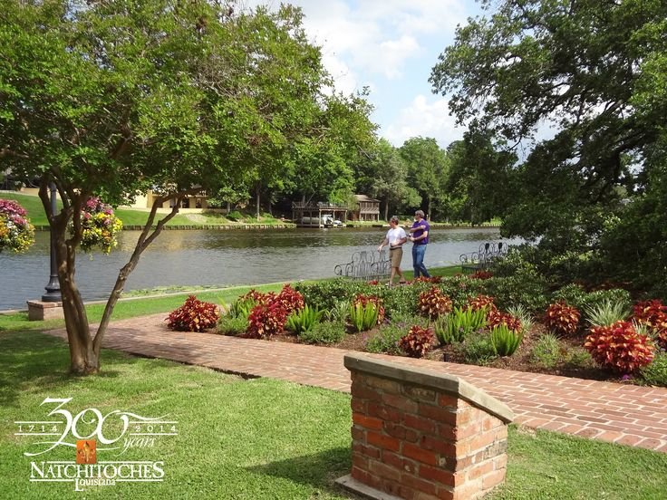 78 images about historic natchitoches louisiana on for Beau jardin st louis