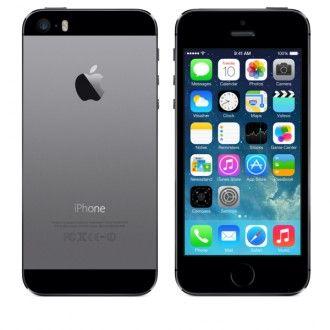 iPhone 5s 32GB negro libre reestreno