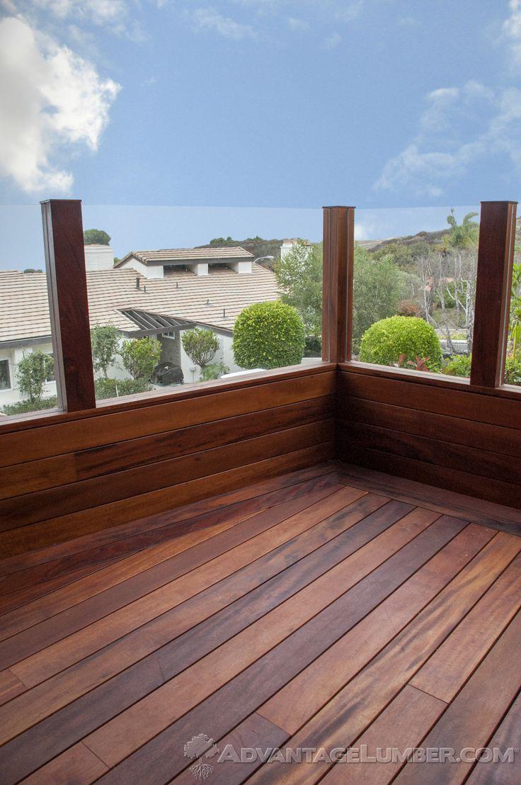 22 Best Tigerwood Decks Patios Amp More Images On Pinterest