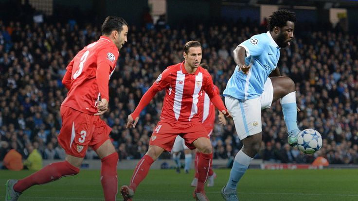 Liga Mistrzów: Manchester City wyszarpał zwycięstwo nad Sevillą, tylko remis Juventusu Turyn z Borussią Moenchengladbach