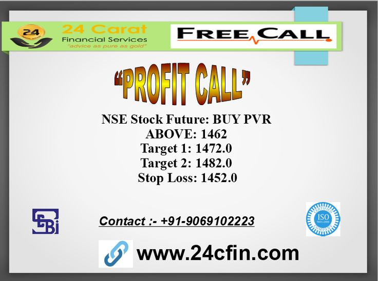 we have provide free profit calls for EQUITY & COMMODITY tips.If you want to more information regarding the Stock cash tips, Stock tips, Nifty tips, Commodity tips, Equity tips missed call @ 9069102223 please drop your number for profit calls....#stockcashtips #stockfuturetips #freetradingtips#stock market tips