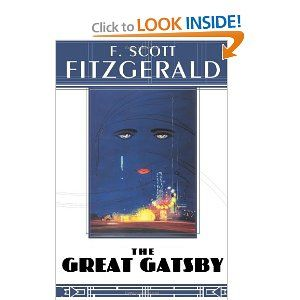 The Great Gatsby. Can't wait to read this again, especially before the movie comes out next summer!