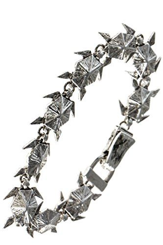 BAUBLES & CO LINKED ORIGAMI TURTLE BRACELET >>> Want additional info? Click on the image.