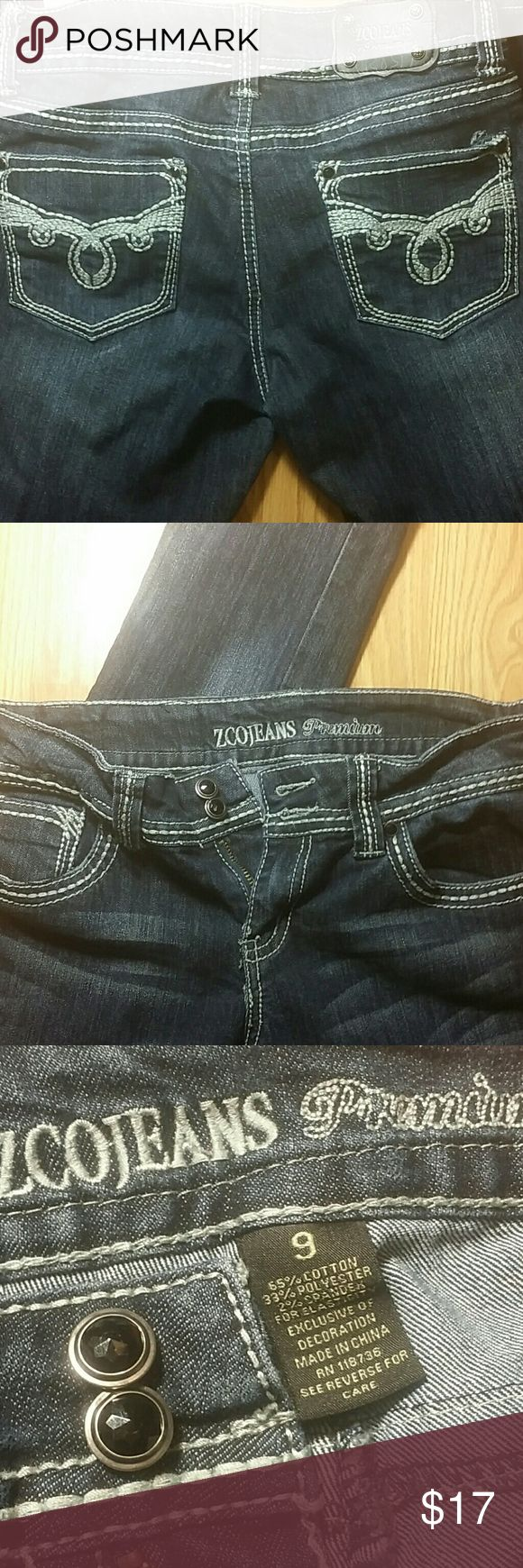ZCO jeans ZCO jeans size 9 they fit true to size no stains ZCO Jeans Skinny