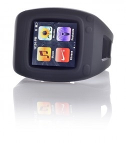 Syre Bluetooth-Enabled iPod Nano Watch