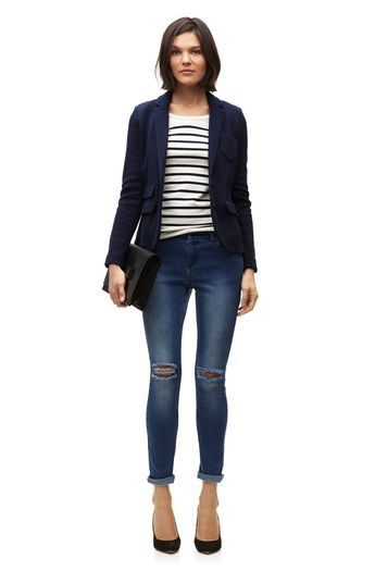 The Casual Edit - Chic Basics For Women Over 40