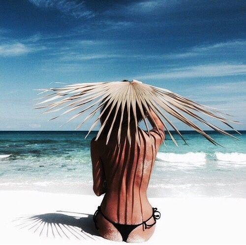 little black bikini bliss