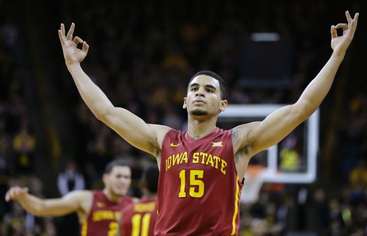 You've been a Iowa State Basketball fan for a long time.  But have you really been paying attention?  How well do you remember some of the former Cyclone players?  Let's find out.  Take the quiz! You May Also Like...Do you Know your Iowa State Basketball NCAA Trivia?How Much Do You Actually Know About Iowa State …