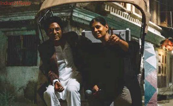 Manto: Nawazuddin Siddiqui And Nandita Das In A Pic From The Film's Sets