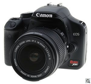 Canon XSi Review: Full Review