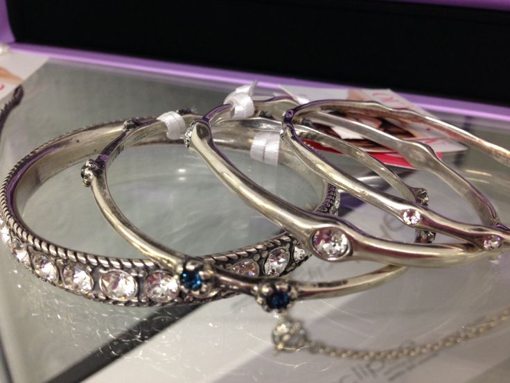 Miglio bangles. Gorgeous gift idea!