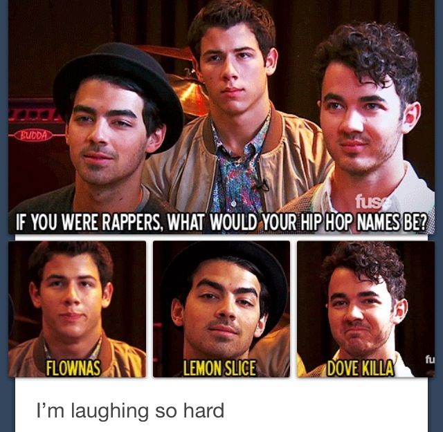 Jonas Brothers Funny