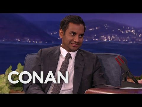 Aziz Ansari Tells Conan How He Can Only Be Around His Parents For 3 Days Before He Gets In Trouble - Cheezburger