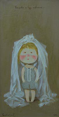 (1374) Gallery.ru / Фото #1 - Евгения Гапчинская: Поставщик счастья - ladushka333
