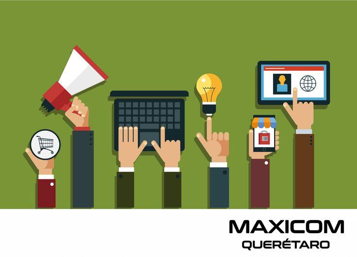 GESTIÓN DE REDES SOCIALES MAXICOM QUERÉTARO Dependiendo del giro de tu empresa, elaboramos una estrategia de presencia en las redes sociales para obtener una adecuada participación e interacción con tus usuarios, con esto se pueden tener grandes oportunidades de negocio. Nuestra pasión es el manejo de redes sociales, te invitamos a solicitar informes. Tels. 4423859336 y 4424265466. #gestionderedessociales